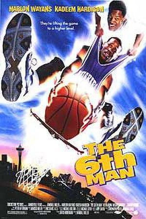 The 6th Man - Theatrical release poster