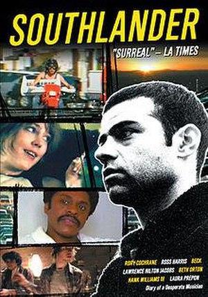 Southlander - DVD cover
