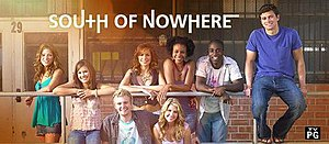 South of Nowhere - Image: Southof Nowhere Cast