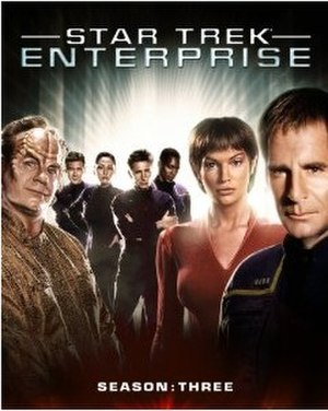 Star Trek: Enterprise (season 3) - Image: Star Trek Enterprise Season 3