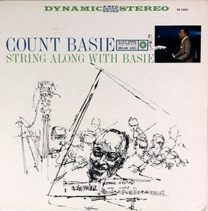 String Along with Basie - Image: String Along with Basie