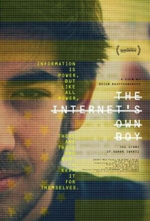 The Internet's Own Boy - Sundance film poster