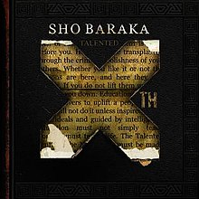 talented th  studio album by sho baraka