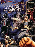 Cover art for Tales from the Floating Vagabond