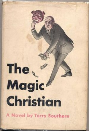 The Magic Christian (novel) - First edition cover