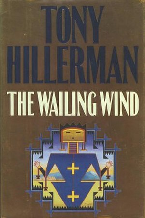 The Wailing Wind - First edition cover