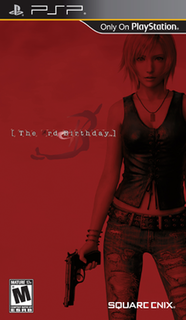 <i>The 3rd Birthday</i> Square Enix third-person shooter video game