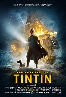 The Adventures Of Tintin Film Wikipedia