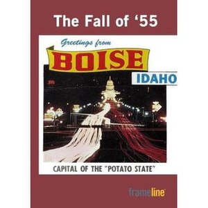 The Fall of '55 - DVD cover