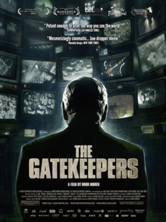 The Gatekeepers (film) - Promotional poster