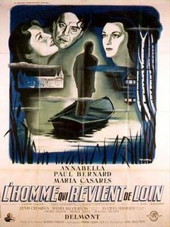 <i>The Man Who Returns from Afar</i> 1950 film by Joan Castanyer
