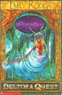 the maze of the beast rodda emily