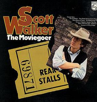 The Moviegoer (album) - Image: The Moviegoer Scott Walker