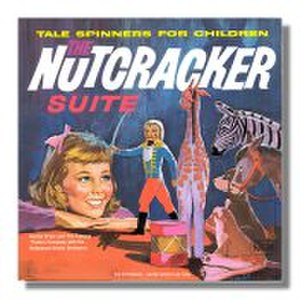 Tale Spinners for Children - The Nutcracker Suite UAC11011 dated 1962.