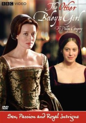 The Other Boleyn Girl (2003 film) - The Other Boleyn Girl DVD cover