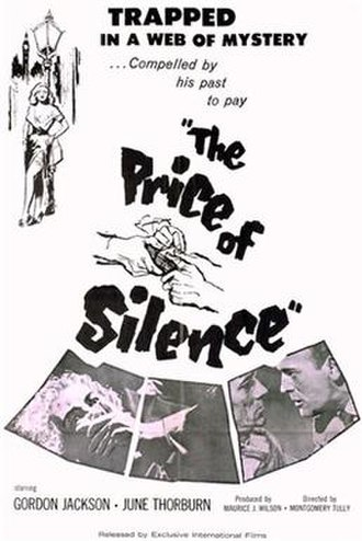 The Price of Silence (1959 film) - Image: The Price of Silence (1959)