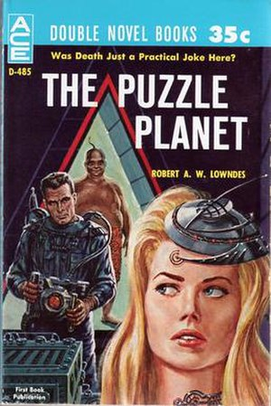 The Puzzle Planet - Image: The Puzzle Planet