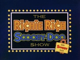 Scooby-Doo and Scrappy-Doo (1980 TV series) - Image: The Richie Rich Scooby Doo Show