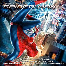 The amazing spider man 2 sountrack.jpg