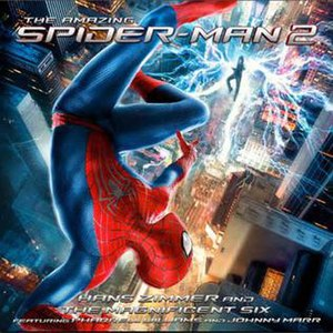 The Amazing Spider-Man 2 (soundtrack) - Image: The amazing spider man 2 sountrack