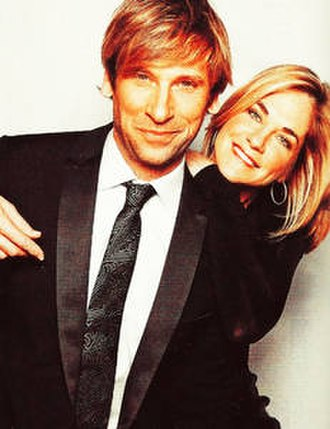 Todd Manning and Blair Cramer - Roger Howarth and Kassie DePaiva as Todd and Blair