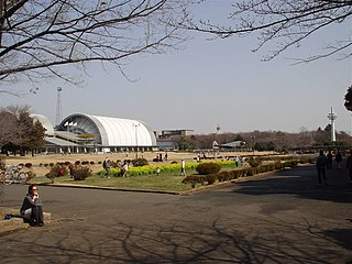 Tokorozawa Aviation Museum museum in Saitama Prefecture, Japan