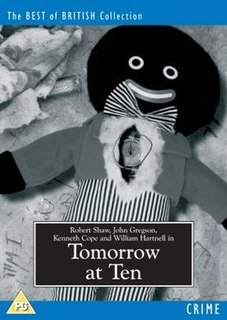 <i>Tomorrow at Ten</i>