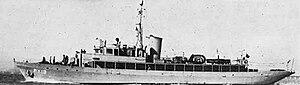 USS Carnelian (PY-19) - USS Carnelian