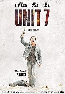 Unit 7 (2012) Spanish Movie 720p BluRay 700MB With Esub