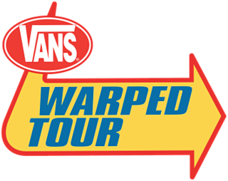 Warped Tour music festival