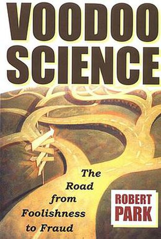 Voodoo Science - Cover of the first edition