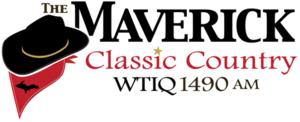 WTIQ - Image: WTIQ The Maverick 1490 logo