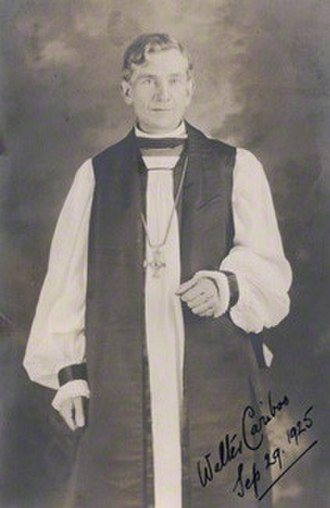 Walter Adams (bishop) - Image: Walter Robert Adams