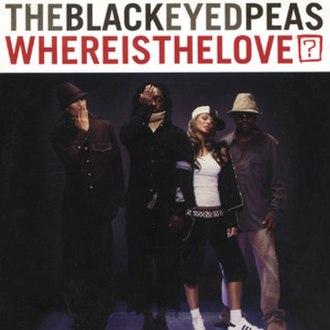 Where Is the Love? - Image: Whereisthelove cover