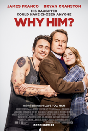 Why Him? - Theatrical release poster