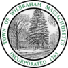 Official seal of Wilbraham, Massachusetts