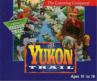 <i>The Yukon Trail</i> 1994 video game