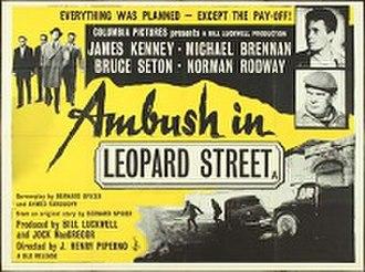 "Ambush in Leopard Street - Image: ""Ambush in Leopard Street"" (1962)"