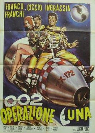 002 Operazione Luna - Image: 002 operazione Luna poster