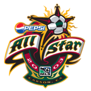 2003 MLS All-Star Game - Image: 2003 MLS All Star Game logo