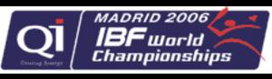 2006 IBF World Championships - Image: 2006 IBF World