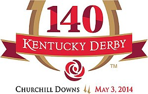 2014 Kentucky Derby - Official logo for the 2014 Kentucky Derby