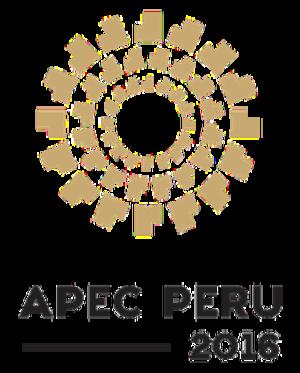 APEC Peru 2016 - Image: APEC Peru 2016 logo