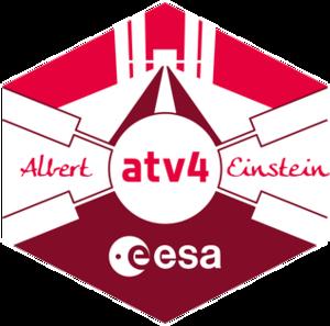 Albert Einstein ATV - Image: ATV Albert Einstein logo