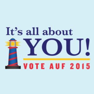 Anguilla United Front - Image: AUF 15 logo