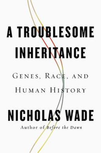 A Troublesome Inheritance - Image: A Troublesome Inheritance