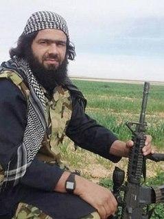 Abu Waheeb IS Field Commander