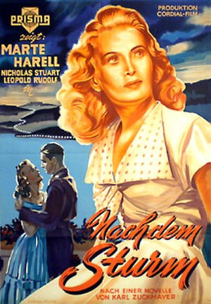 After the Storm (1948 film) - Image: After the Storm (1948 film)