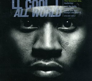 All World: Greatest Hits - Image: All World LL Cool J