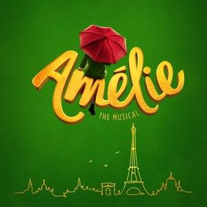 Amélie (musical) - Official logo